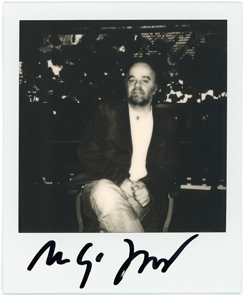 Miljenko Jergovic_Polaroid_Robert-Gojevic