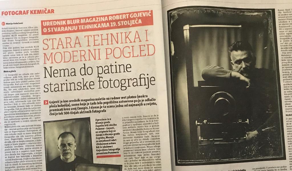 Zagrebacki List Intervju Robert Gojevic